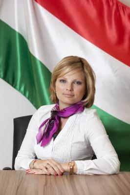 Ducsai-Oláh Zsanett vezérigazgató Magyar Nemzeti Kereskedőház