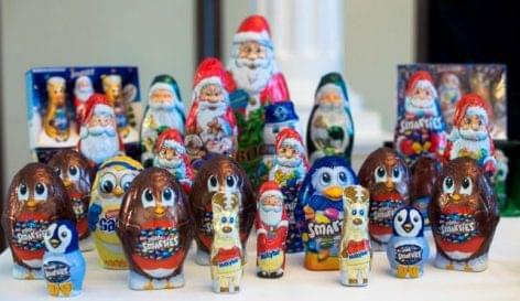 A svájci és a belga gyerekek is  magyar csokimikulásnak örülnek