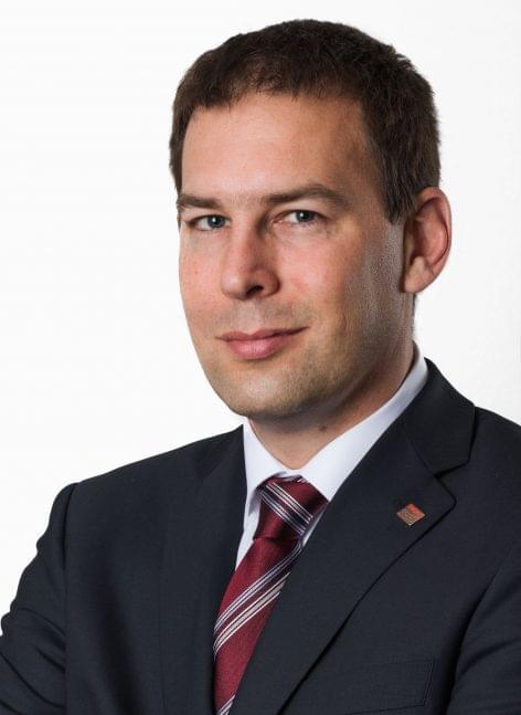 Árvai Csaba a Raben Trans ügyvezető igazgatója