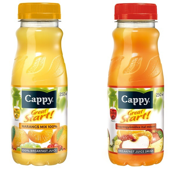 Cappy Great Start Narancs 250 PET 2015 RGB LoRes