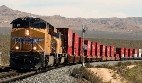 Gazdasági lassulást vetít előre az amerikai vasúti teherforgalom csökkenése