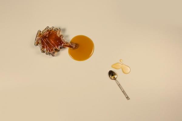 A kave aromainak vizualis megjelenitese - A nap kepe 7