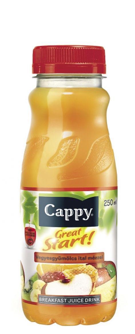 Újabb almárka a Cappy-családban