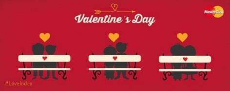 A magyarok is szívesen ünneplik a Valentin-napot étteremben