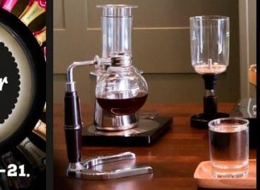 (HU) KávéBár-hétvége a Nagykörúton