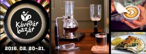 KávéBár-hétvége a Nagykörúton