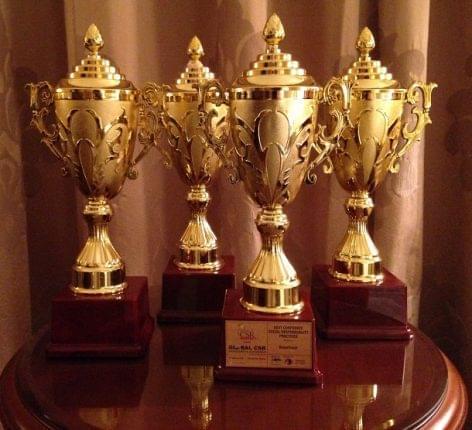 Magyar vállalatok nyertek a BrandTrend-del a World CSR Day-en