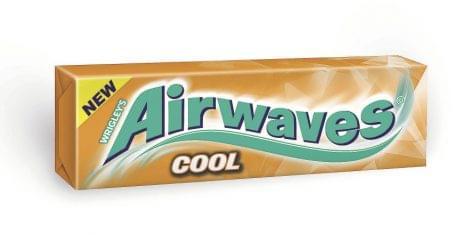 Airwaves Cool Fruit rágógumi érkezett