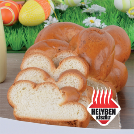 Fresh eggs, more than 90 kinds of ham, 28 sorts of cakes and millions of pieces of candies in Auchan's Easter offer