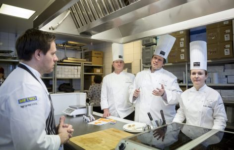 Széll Tamás: the next two months will be about the Bocuse d'Or