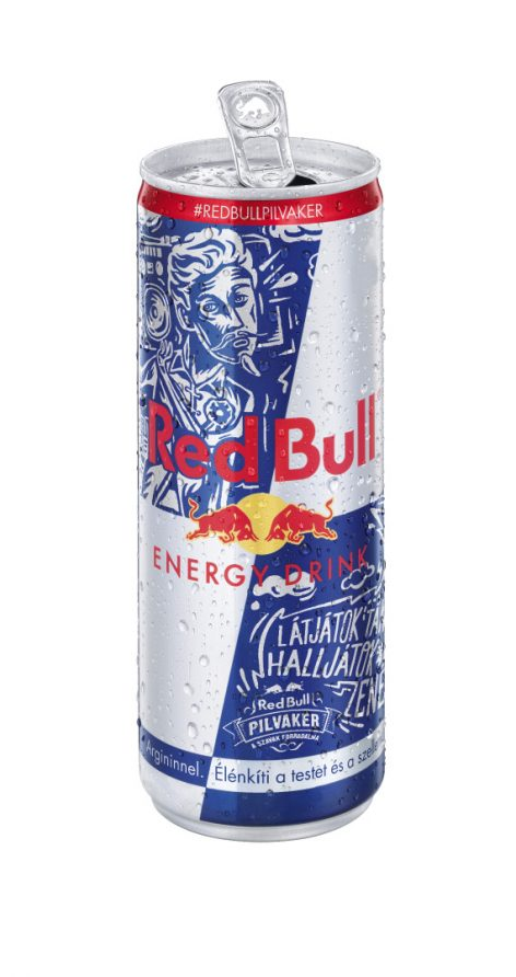 Red Bull doboz: Pilvaker edition