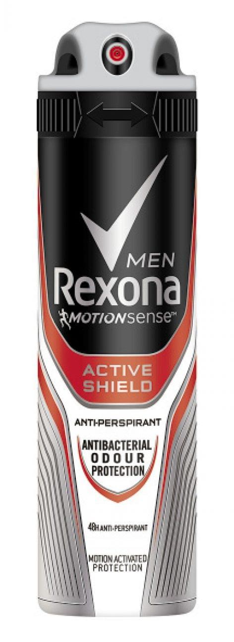 Hasít a Rexona Active Shield termékcsalád