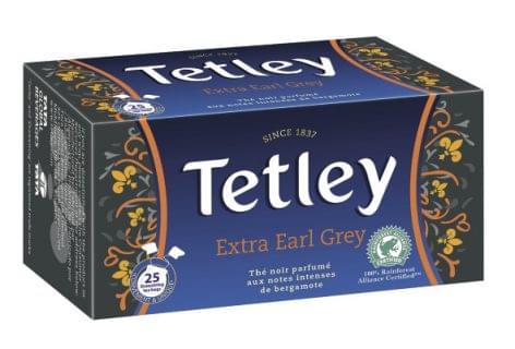 Hagyományos  angol teakeverék forradalmi csomagolásban