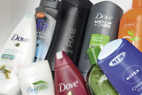 Magazine: Skin care and freshness when standing in the shower