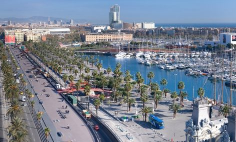 Spain received 75 percent fewer tourists in July than last year