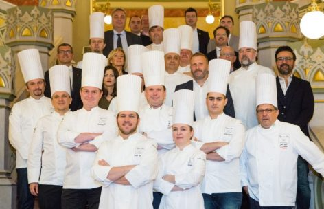 The world of gastronomy looks at Budapest