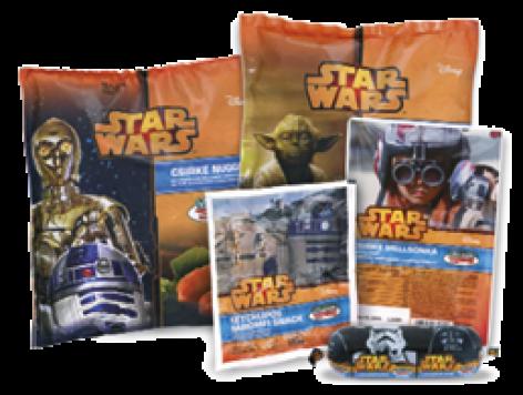 VALDOR Star Wars termékcsalád