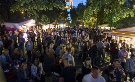 The Budapest Wine Festival presents: Rosalia, the summer greeting wine festival