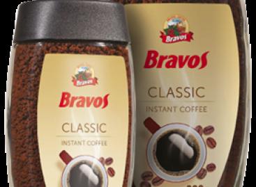 Bravos Classic instant kávé
