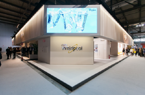 A Whirlpool bemutatja a jövő interaktív konyháját