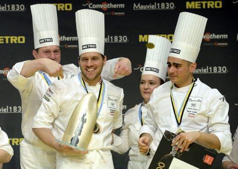 (HU) Bocuse d'Or – Magyarország nyerte a kontinensdöntőt