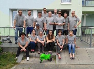 Önkéntes munkával segítettek a Prologis kelet-közép-európai dolgozói