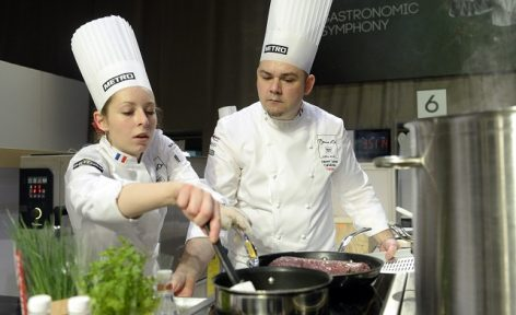 Bocuse d'Or: Hungary won the Bocuse d'Or's continent finals