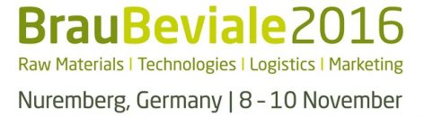The table is set: for BrauBeviale 2016