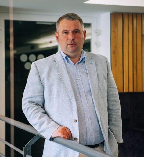 Dr. Szabó Balázs a Szentkirályi-Kékkúti vállalati kapcsolatok igazgatója