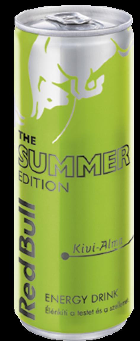 Vadonatúj nyári ízzel jelentkezik a Red Bull