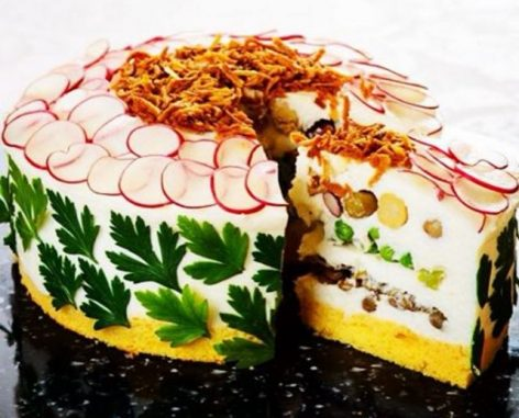 Vegetable-cakes from Japan – Picture of the day