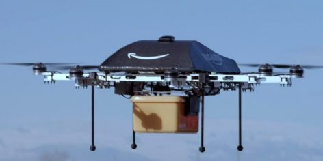 Sushi and ice cream are also transported by Israeli drones during a test