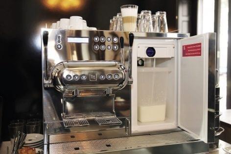 A Nespresso új professzionális barista kávéfőzője kategóriát teremt