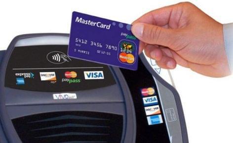 MNB: tovább nőtt a kártyás fizetési forgalom az első negyedévben