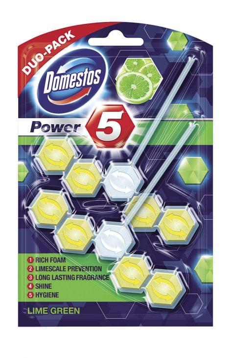 Új Domestos Power5 illatok és duopackok!