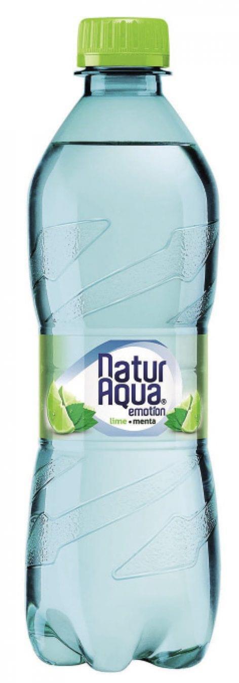 Új csomagolás és új íz a NaturAqua Emotiontól