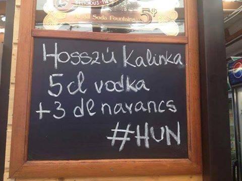 Hosszu Kalinka - A nap kepe