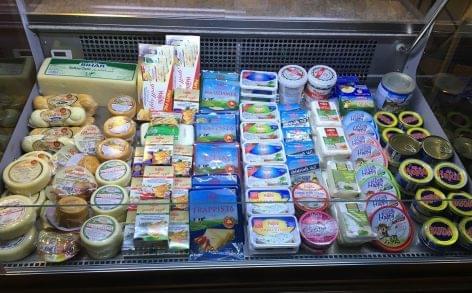 Már a Távol-Keleten is terjeszkedik a Kőröstej a HAJDÚ sajtokkal