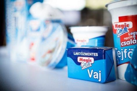 A laktózmentes tejtermékek növelhetik a hazai tejfogyasztást