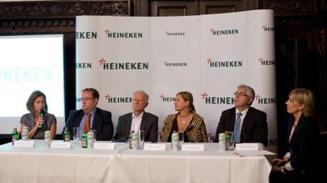 Félidejénél jár a HEINEKEN 10 éves fenntarthatósági programja