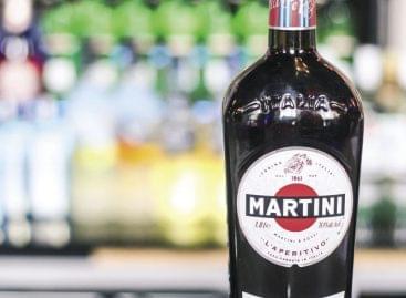Nálunk is bemutatkoztak a MARTINI új üvegei