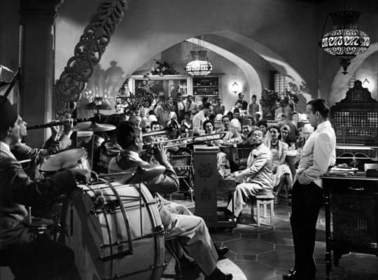 Rick's Café - Casablanca