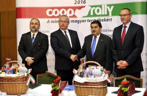 Coop Rally: lehetőséget teremt a COOP