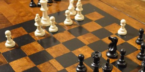 Eight gladiators will fight to the death atthe World Chess Festival in Budapest