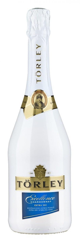 A nemzetközi Champagne világnap alkalmából fehérbe öltözött a Törley pezsgő