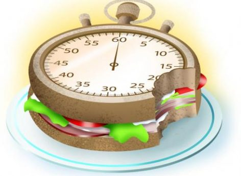 Miért egészséges a lassú evés?