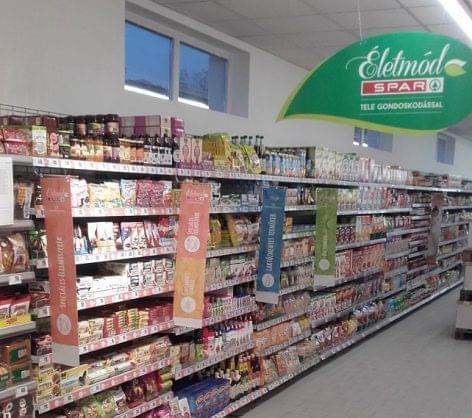 Kategorizálja és jelöli különleges termékeit a SPAR