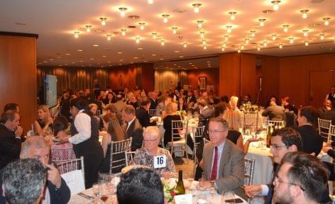Kiváló minőségű magyar borok és élelmiszerek mutatkoztak be Washingtonban