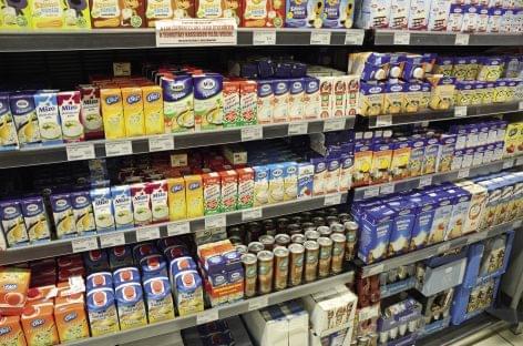 Magazin: Színesedő tejszínek
