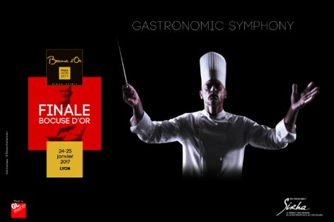 The Bocuse d'Or finals in Lyon can be followed online